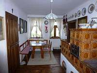 Chalupa k pronájmu - dovolená Bílé Karpaty rekreace Kněždub