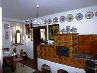 jídelna - společenská místnost