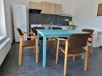 apartmán Patro jídelna s kuchyní