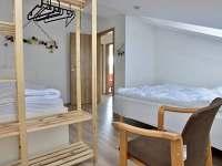 apartmán Patro ložnice se 4 lůžky