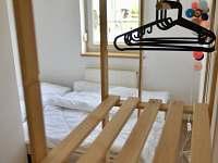 apartmán Přízemí ložnice