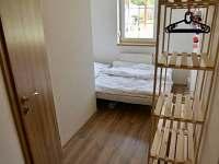 apartmán Přízemí ložnice pro dvě osoby