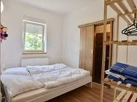 apartmán Přízemí ložnice s koupelnou