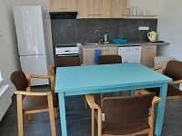 vybavená kuchyně se spotřebiči apartmán Patro