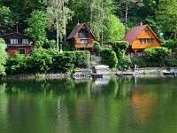 Levné ubytování Koupaliště Nimpšov Chata k pronájmu - Onšov - Švýcarská zátoka