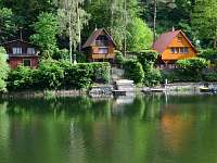 Chata k pronájmu - okolí Lukova