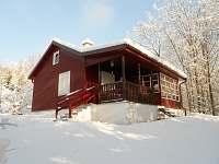 Chata k pronájmu - zimní dovolená Nová Lhota