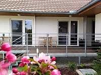 Velké Pavlovice léto 2021 ubytování