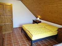 1.apartmán- ložnice - Bělčovice