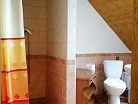 2.apartmán- koupelna s toaletou - Bělčovice