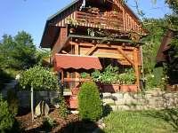 ubytování Želechovice nad Dřevnicí na chatě k pronajmutí