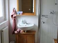 Koupelna - chalupa k pronájmu Buchlovice
