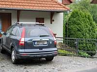 Parkování 1 - chalupa ubytování Buchlovice