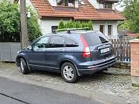Parkování 2 - pronájem chalupy Buchlovice