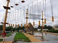 Permonium Oslavany, naučně- zábavný park pro děti.