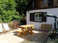 ubytování na Třebíčsku Chalupa k pronájmu - Ivančice - Hrubšice