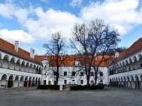 zámek Oslavany