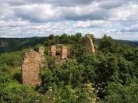 Zřícenina hradu Templštýn