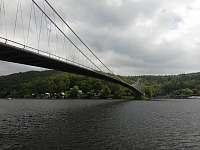 bílý most - Vranovská přehrada