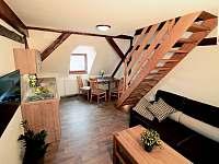 Apartmán STANDARD - 4 lůžka - ubytování Buchlovice