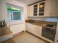Apartmán V přízemí - ubytování Rusava