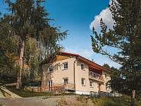 ubytování Chvalčov v apartmánu na horách