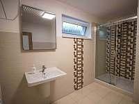 Koupelna V přízemí - Rusava
