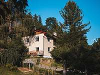 Pohled ze strany příjezdu - Rusava