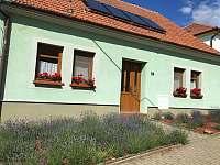 Horní Věstonice ubytování 18 lidí  pronajmutí