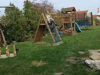Dětské hřiště- zahrada - Horní Věstonice
