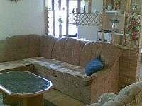 Obývací pokoj v apartmánu!