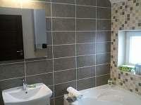 Koupelna - apartmán k pronájmu Pavlov