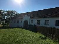 Chalupa ubytování v obci Horní Hynčina