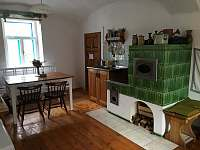 Apartmán 2 - kuchyň - Kochov