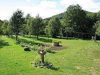 Zahrada u objektu - Šerkovice