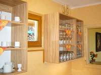 barová kuchyňka