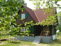 Chata k pronajmutí - dovolená Koupaliště Palava rekreace Jedovnice
