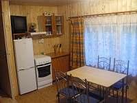 Kuchyň A - chata ubytování Jedovnice