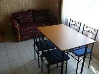 Kuchyň B - pronájem chaty Jedovnice