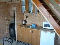 Kuchyň B - chata k pronajmutí Jedovnice