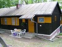 Chata k pronájmu - dovolená na Jižní Moravě