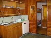 Kuchyňka na pokoji