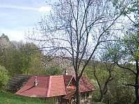 Nad domem - chalupa k pronájmu Žítková