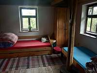 Pokoj - chalupa ubytování Žítková