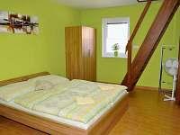 ložnice apartmán č.1