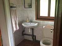 Koupelna - chata k pronajmutí Brno - Bystrc