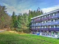 Apartmán na horách - okolí Bratřejova