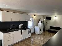 trouba, indukce,myčka,pračka, 2 x lednice - Nové Mlýny
