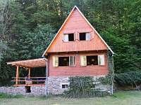 Chata ubytování v Bítově