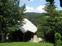 ubytování Počenice-Tetětice na chatě